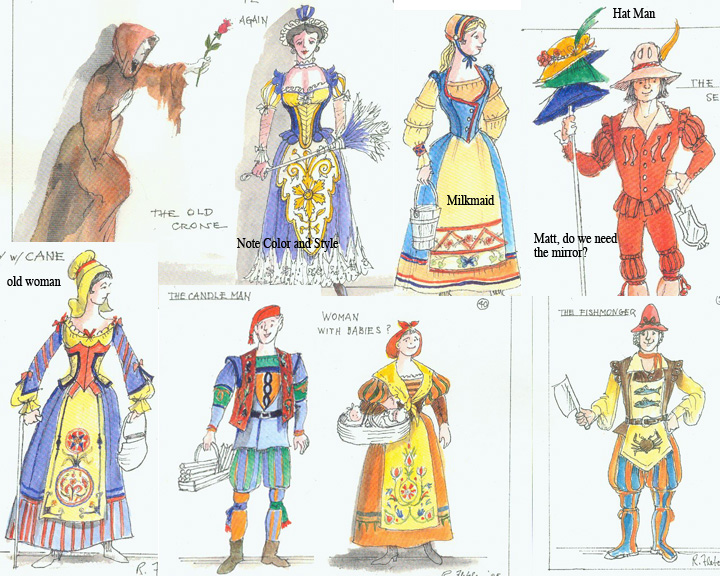Beauty And The Beast Prop List Beacon Players