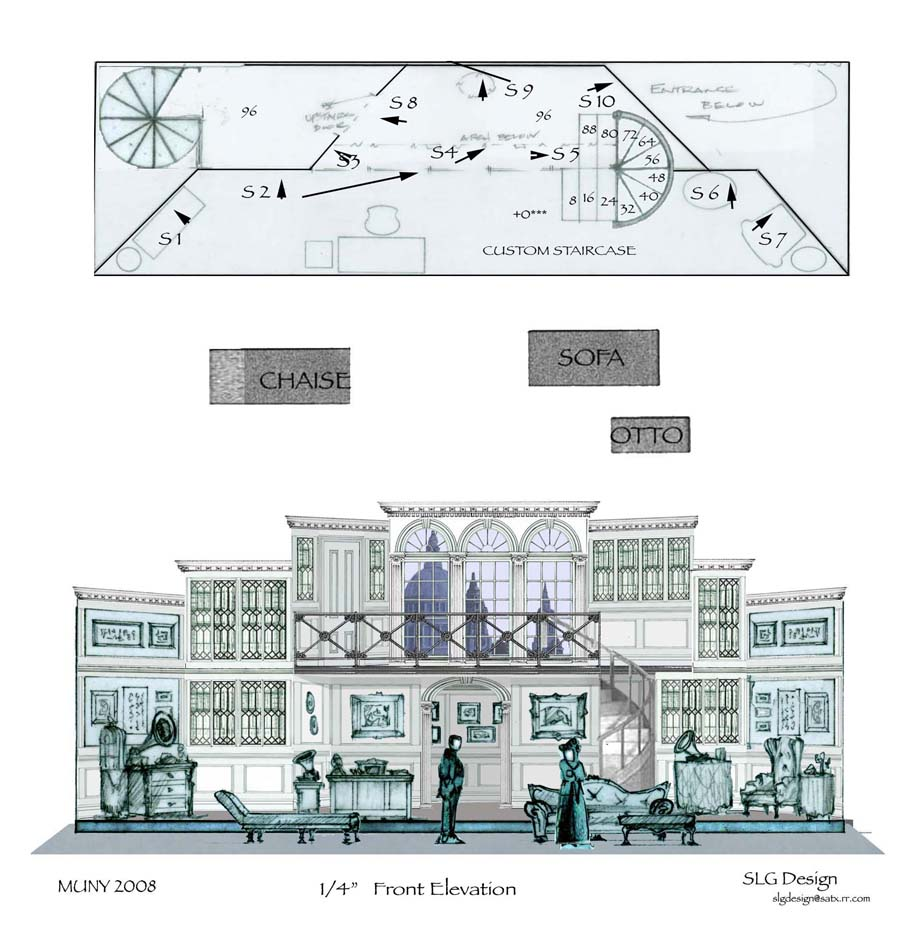 Front Elevation Design Program : Mfl drafting